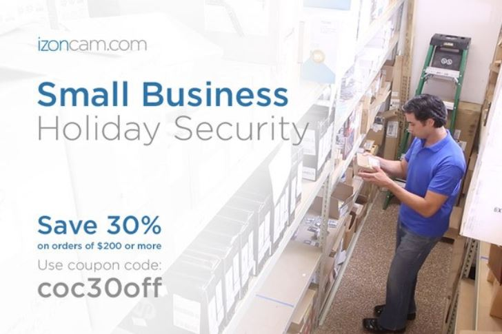 6 Ways Your Small Business can Reduce Security Risk during the Holidays