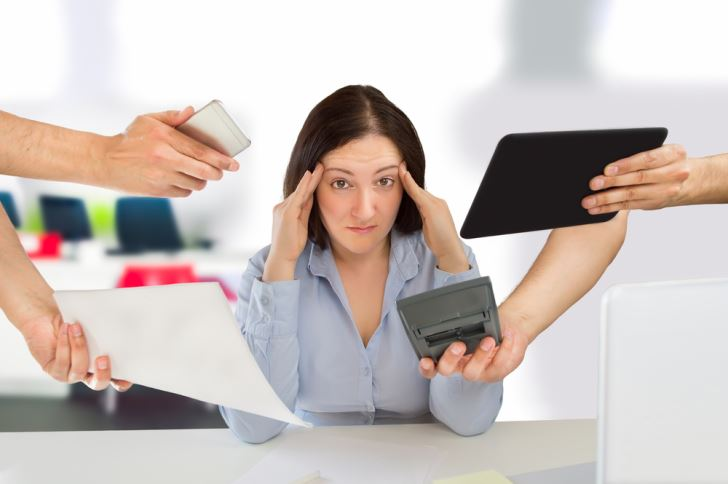 5 Ways Small Business Owners Can Stop Feeling Overwhelmed Every Day