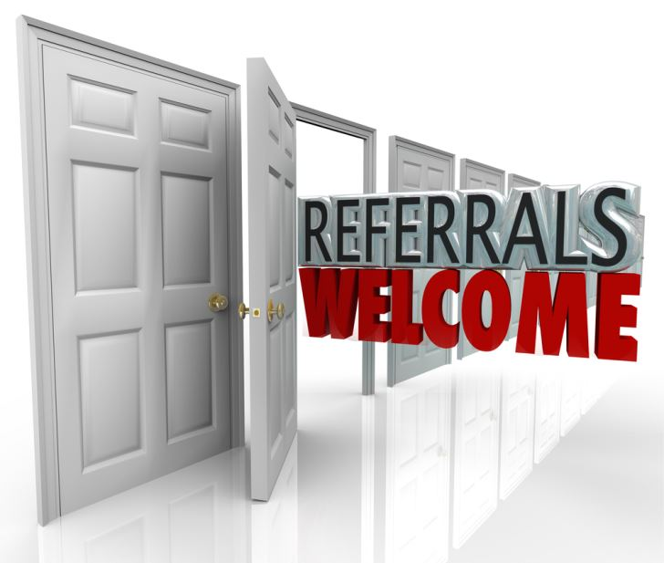 Referrals: Who, When, and How To Ask