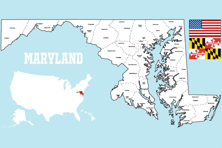 Maryland Business License