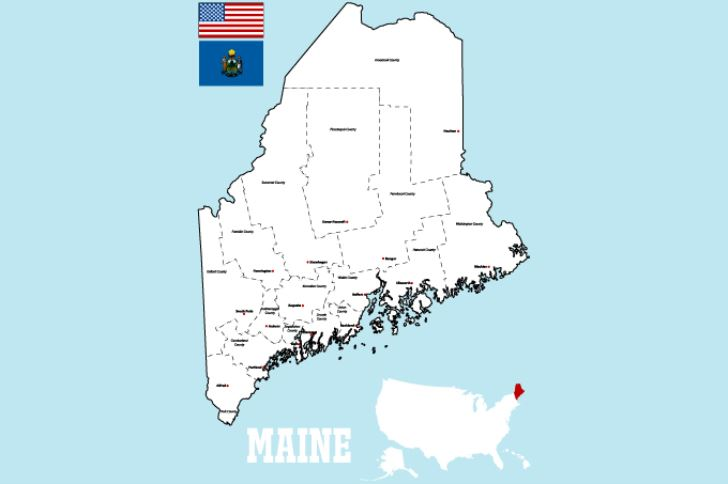 Maine Business License