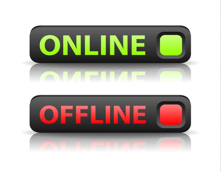 offline business themes